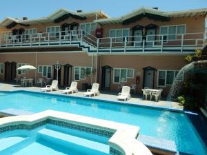 Hotel Villa Fontana Inn, Hotel  Ensenada - big - 20
