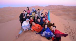 Riad Desert Camel, Hotels  Merzouga - big - 89