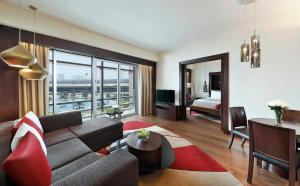 Junior King Suite with Lounge Access & Balcony
