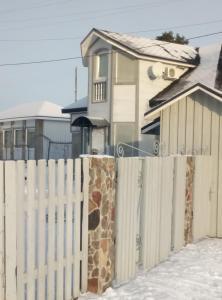 Riekkalansaari Cottage, Country houses  Sortavala - big - 20