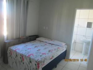 Apartamento na Praia de Enseada, Ferienwohnungen  São Francisco do Sul - big - 8