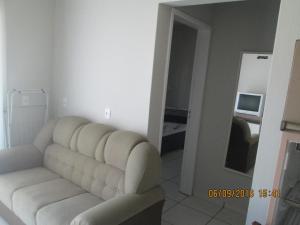 Apartamento na Praia de Enseada, Ferienwohnungen  São Francisco do Sul - big - 12