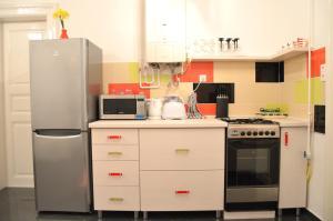 Palace District flat, Apartmanok  Budapest - big - 2