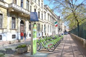 Palace District flat, Apartmanok  Budapest - big - 5