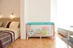 Palace District flat, Apartmanok  Budapest - big - 14