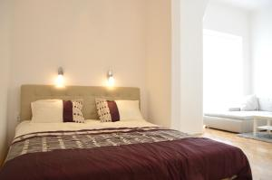 Palace District flat, Apartmanok  Budapest - big - 17