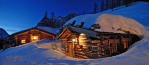 Chalet Kuschelhütte, Horské chaty  Ramsau am Dachstein - big - 67