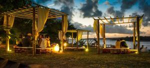 Hotel Marinas, Отели  Тибау-ду-Сул - big - 18