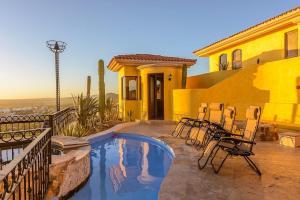 Cabo Paradise Ranch Estate, Prázdninové domy  Cabo San Lucas - big - 59