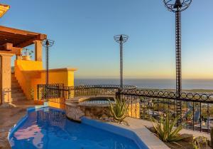 Cabo Paradise Ranch Estate, Prázdninové domy  Cabo San Lucas - big - 110