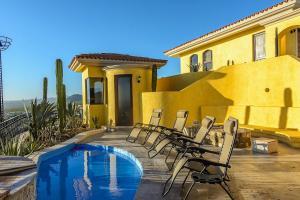 Cabo Paradise Ranch Estate, Prázdninové domy  Cabo San Lucas - big - 112