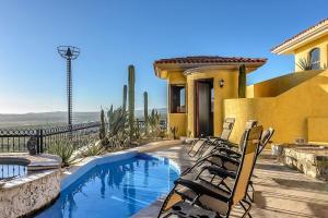 Cabo Paradise Ranch Estate, Prázdninové domy  Cabo San Lucas - big - 118