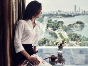 Pan Pacific Hanoi, Отели  Ханой - big - 19