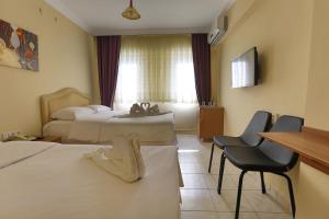 Gizem Pansiyon, Hotely  Canakkale - big - 36