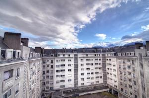 Studette Chambéry Hypercentre, Апартаменты  Шамбери - big - 8