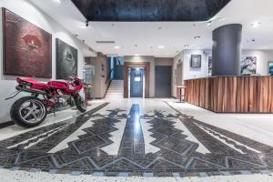 Solun Hotel & SPA, Hotels  Skopje - big - 126