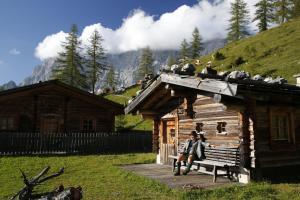 Chalet Kuschelhütte, Chalet  Ramsau am Dachstein - big - 84