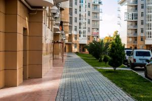 Apartment Solnechnyj gorod, Appartamenti  Adler - big - 21