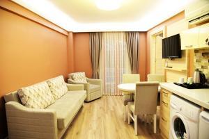 Al Khaleej, Апарт-отели  Стамбул - big - 32