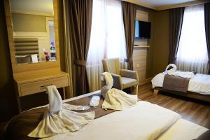 Al Khaleej, Апарт-отели  Стамбул - big - 19