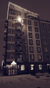 AMBER Hotel & Cafe, Hotels  Bohorodchany - big - 69