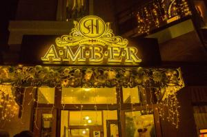 AMBER Hotel & Cafe, Hotels  Bohorodchany - big - 67