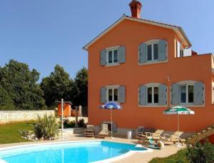 Apartment Villa Brig, Apartmanok  Tinjan - big - 1