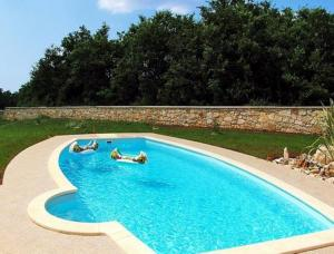 Apartment Villa Brig, Appartamenti  Tinjan - big - 12