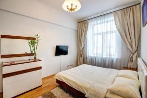 Apartment Kutuzoff Metro Kutuzovskaya, Appartamenti  Mosca - big - 15