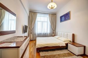 Apartment Kutuzoff Metro Kutuzovskaya, Apartmány  Moskva - big - 16