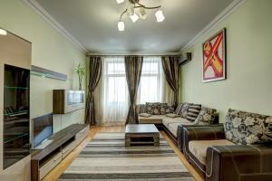 Apartment Kutuzoff Metro Kutuzovskaya, Appartamenti  Mosca - big - 18
