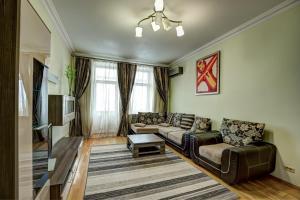 Apartment Kutuzoff Metro Kutuzovskaya, Appartamenti  Mosca - big - 20
