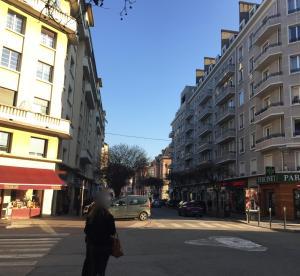 Studette Chambéry Hypercentre, Апартаменты  Шамбери - big - 3