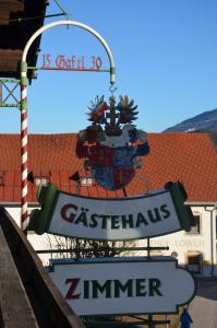 Gästehaus Gastl, Penzióny  Mieming - big - 30