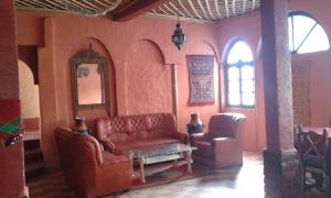 Chez Belkecem, Hostince  Merzouga - big - 86