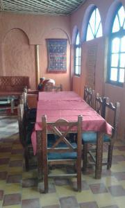 Chez Belkecem, Hostince  Merzouga - big - 85