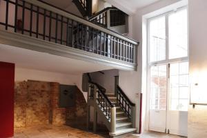 Altstadthaus - Wohnung Guilde, Apartmány  Lübeck - big - 13