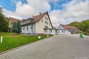 Waldhotel Brand's Busch, Szállodák  Bielefeld - big - 36
