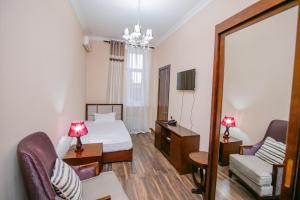Hotel Inju, Penziony – hostince  Taraz - big - 4