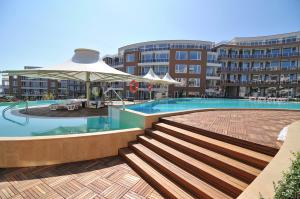 Apartments in Sunny Island Complex, Aparthotely  Chernomorets - big - 70