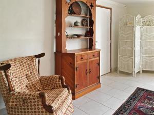 Orange Apartment, Apartmány  Marseillan - big - 53