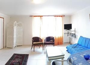 Orange Apartment, Apartmány  Marseillan - big - 54