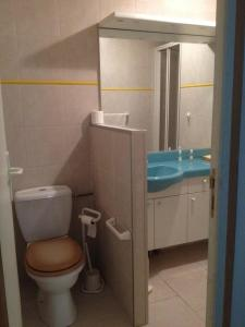 Orange Apartment, Apartmány  Marseillan - big - 55