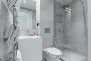 Riviera home - Dalpozzo Natacha, Apartmanok  Nizza - big - 10