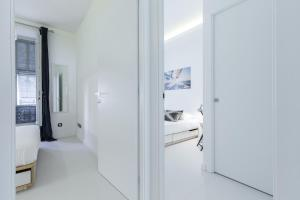 Riviera home - Dalpozzo Natacha, Apartmanok  Nizza - big - 14