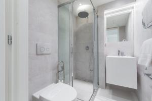Riviera home - Dalpozzo Natacha, Apartmanok  Nizza - big - 15