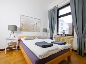 Ferienwohnungen an der Lahn, Apartmány  Diez - big - 3