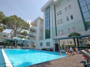 Hotel Sorriso, Szállodák  Milano Marittima - big - 1