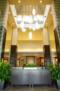 Hilton Garden Inn Charlotte/Concord, Hotels  Concord - big - 43