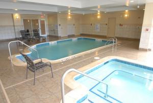 Hilton Garden Inn Charlotte/Concord, Hotels  Concord - big - 44